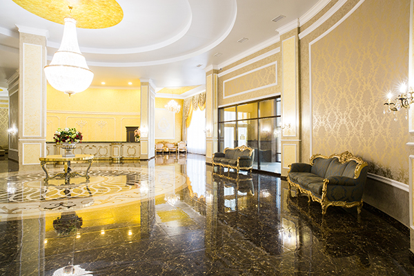 SPA-Отель Аристократ Гранд отель,Холл
