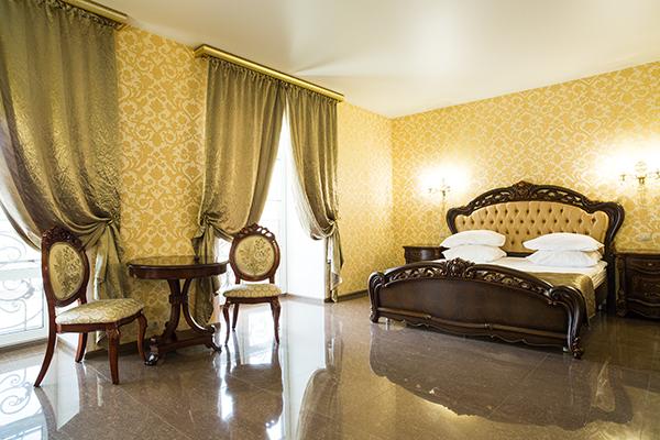 SPA-Отель Аристократ Гранд отель,Номер