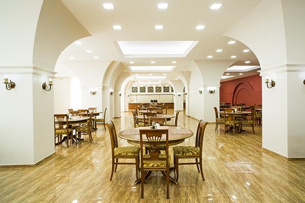 SPA-Отель Аристократ Гранд отель,Ресторан