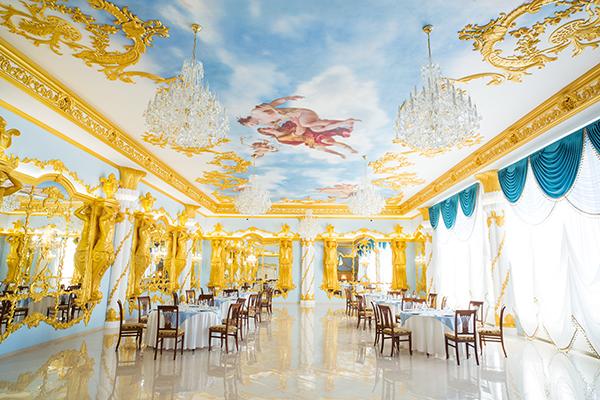 SPA-Отель Аристократ Гранд отель,Банкетный зал