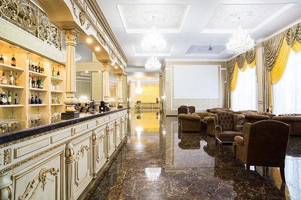 SPA-Отель Аристократ Гранд отель,лобби бар