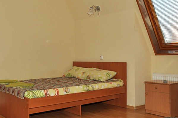 Стандарт 4-местный 2-комнатный