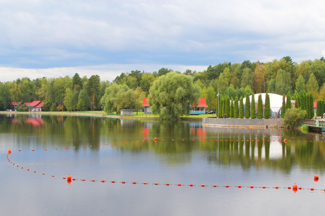 Гостиница Moscow country club,lake
