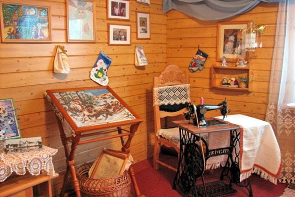 Гостиница Вотчина ГК ,Дом Деда Мороза