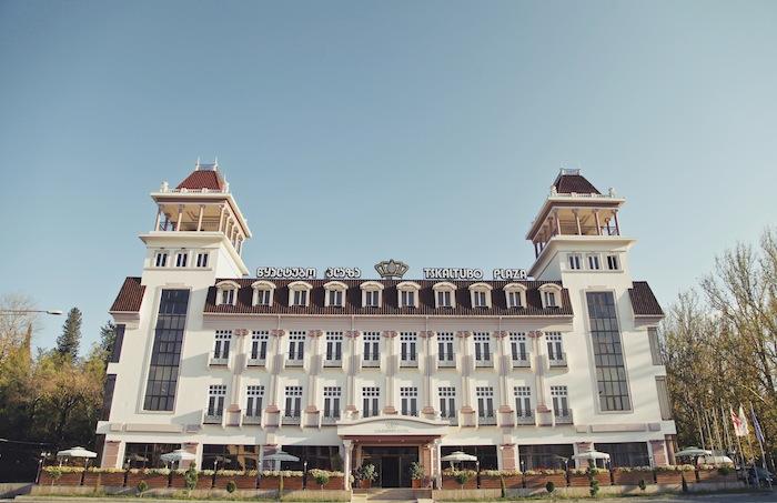 Санаторий Tskaltubo Plaza,Отель