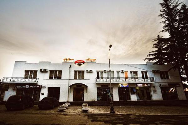 Санаторий Imereti,Фасад