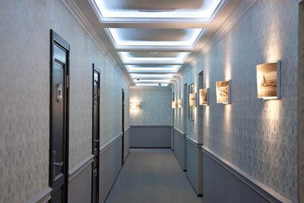 Гостиница Kravt Hotel ,hallway