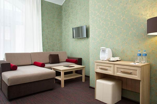 Гостиница Kravt Hotel ,junior suite