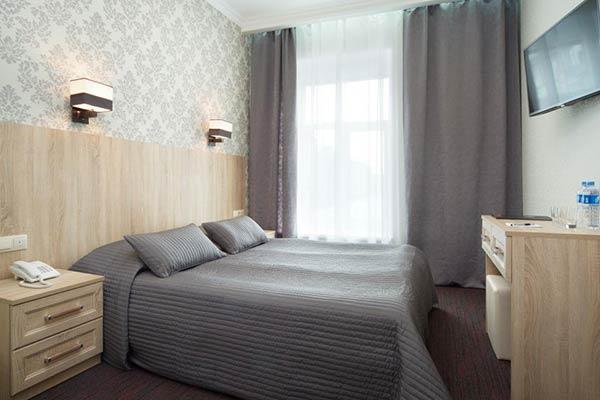 Гостиница Kravt Hotel ,standard double