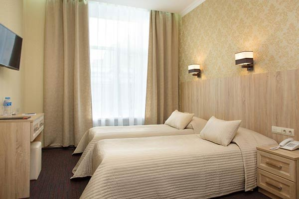 Гостиница Kravt Hotel ,standard twin