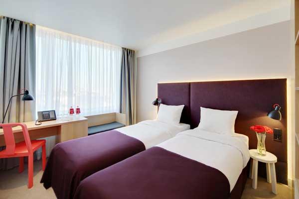 Гостиница Азимут-отель,