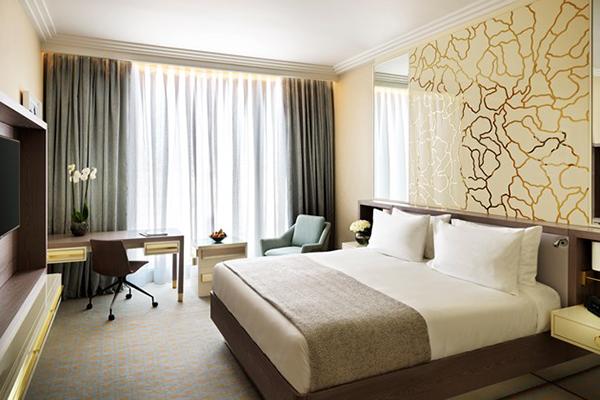 Отель Boulevard Hotel by Autograph Collection,superior-room