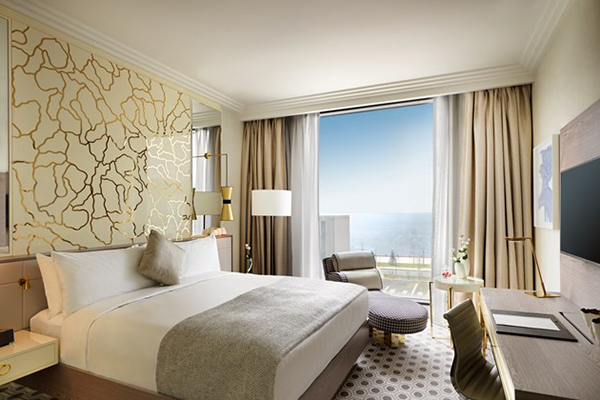Отель Boulevard Hotel by Autograph Collection,sea-view-king