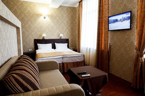 Отель Марианна,Семейный