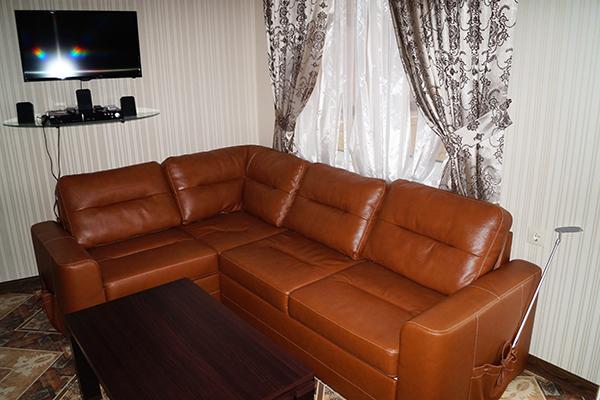 Отель Марианна,Апартамент с сауной