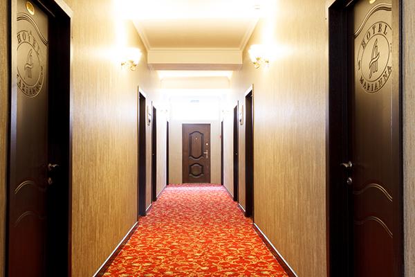 Отель Марианна,Коридор