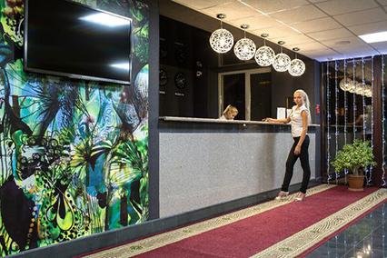 Отель Резиденция Утриш,Ресепшн