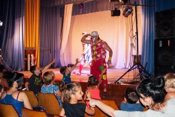 Цирковая шоу-программа