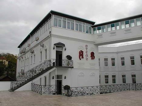 Отель Атриум Виктория,Внешний вид