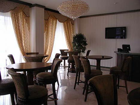 Отель Атриум Виктория,Лобби-бар