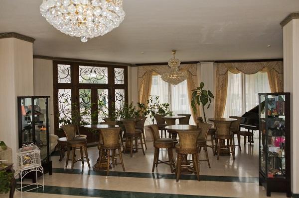 Отель Атриум Виктория,Лобби