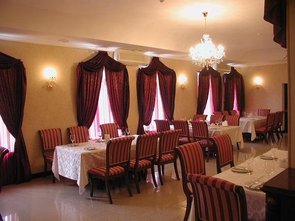 Отель Атриум Виктория,Ресторан