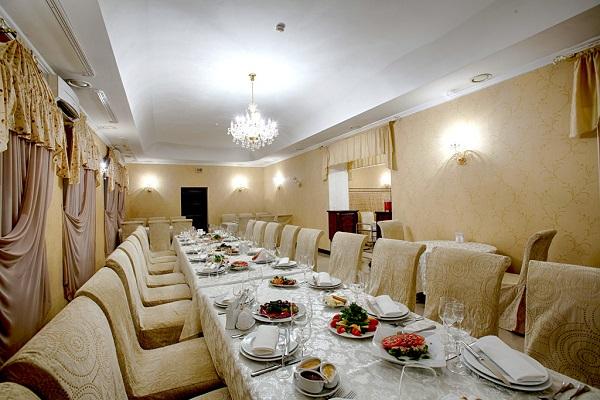 Отель Атриум Виктория,Банкетный зал