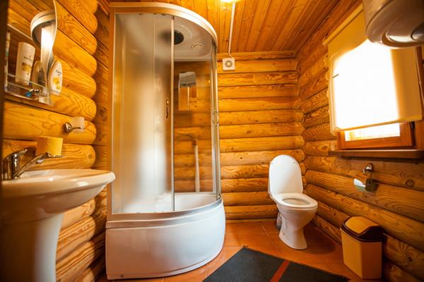 Ванна в Дом 2-местный