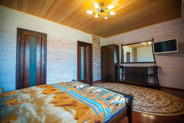 Коттедж Люкс(спальня)