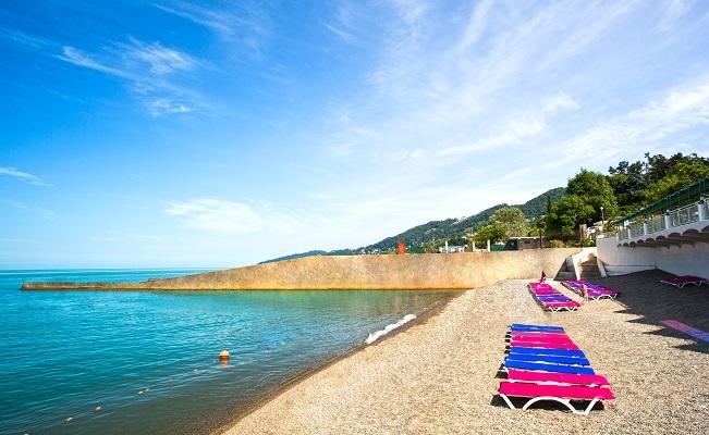 Пляж 2