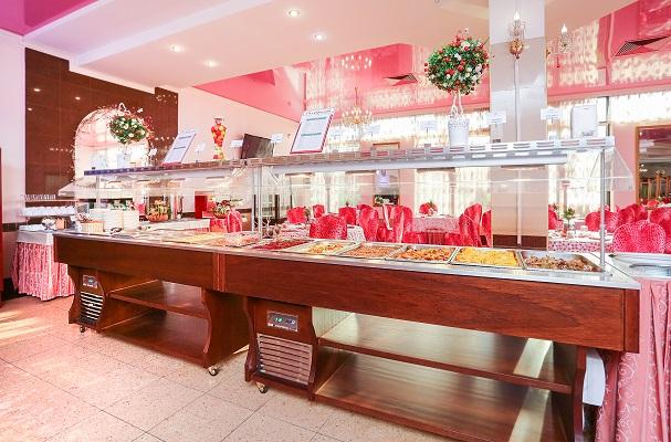 Ресторан_Зал Зазеркалье 4