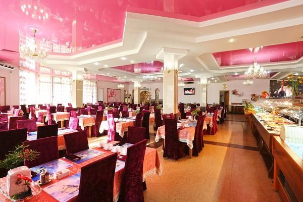 Ресторан_Зал Зазеркалье