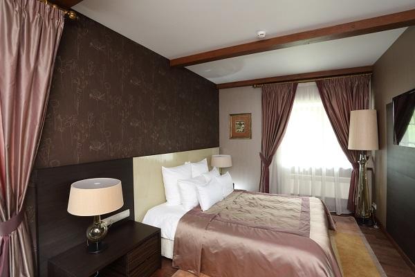 Гостиница Байкальская резиденция Лодж Отель,Премиум