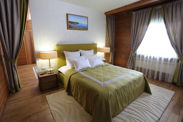 Гостиница Байкальская резиденция Лодж Отель,Премьер