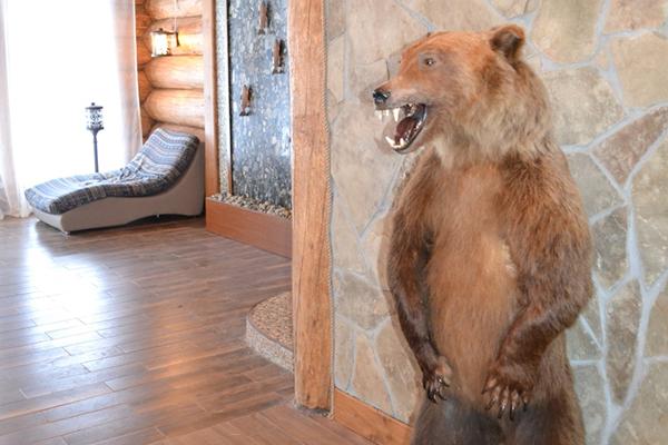 Банный комплекс «Медвежий угол»