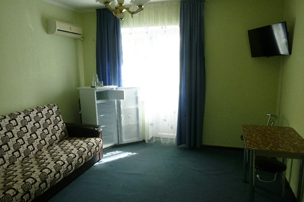 База отдыха Лазурит ,Стандарт 2-местный