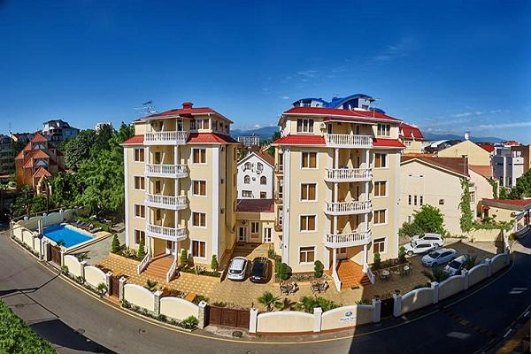 Мини-отель Черное море (Black Sea),Общий вид