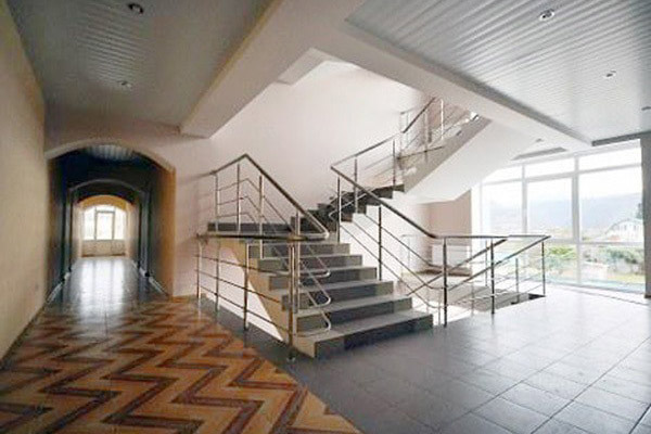 Гостевой дом Джугелия,Лестница
