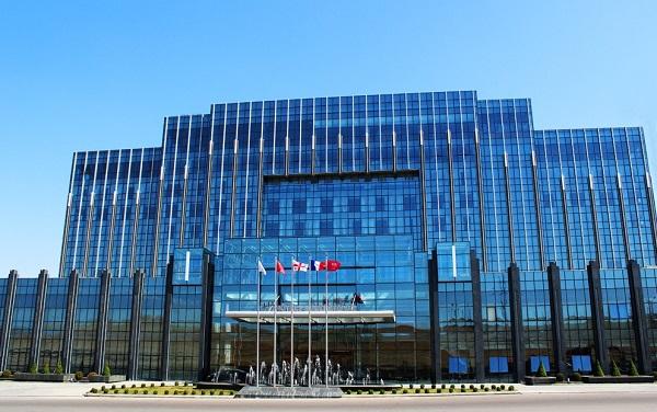 Отель Hotels & Preference Hualing Tbilisi,Общий вид