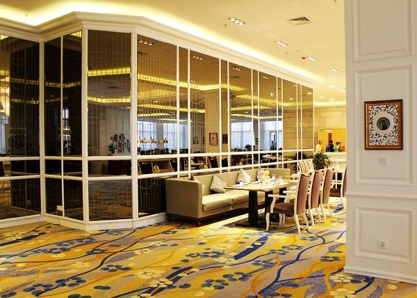 Отель Hotels & Preference Hualing Tbilisi,Лобби
