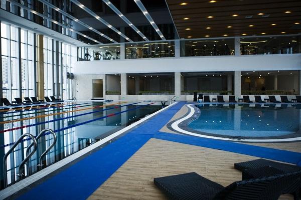 Отель Hotels & Preference Hualing Tbilisi,Бассейн