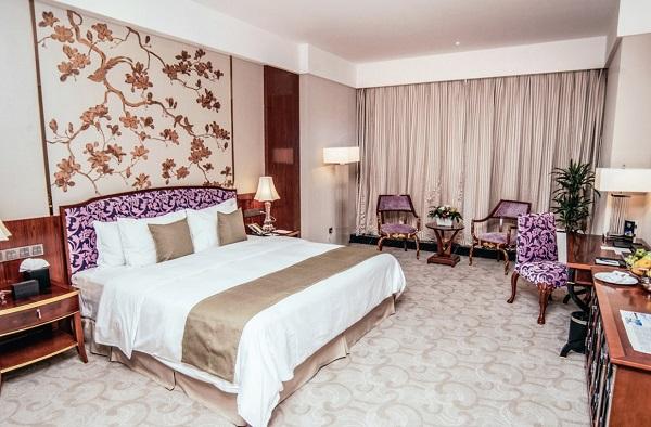 Отель Hotels & Preference Hualing Tbilisi,Делюкс 2-местный