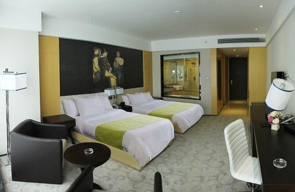 Отель Hotels & Preference Hualing Tbilisi,Клаб 2-местный