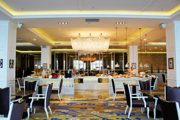 Отель Hotels & Preference Hualing Tbilisi,Ресторан