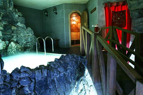 Гостиница Гавань,Сауна