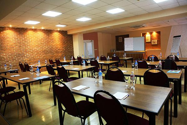 Гостиница Гавань,Банкетный и конференц-зал Доми да Винчи