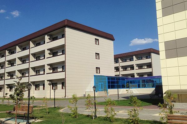 Санаторно-курортный комплекс Эльтон,Корпус №2