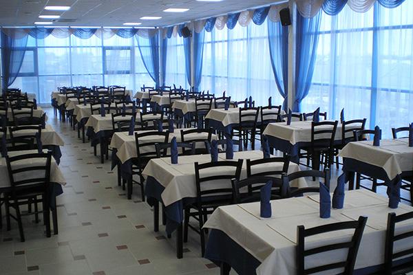 Санаторно-курортный комплекс Эльтон,Кафе Бриз