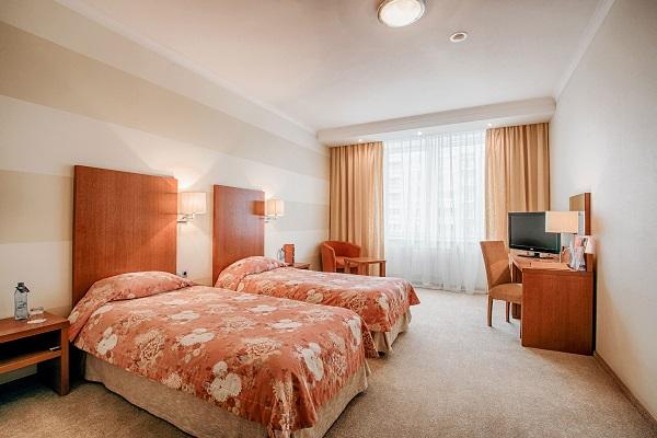 Отель Московская Горка,Стандарт твин