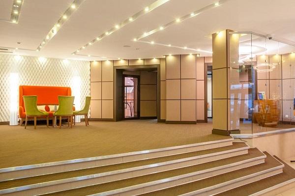 Отель Московская Горка,Холл